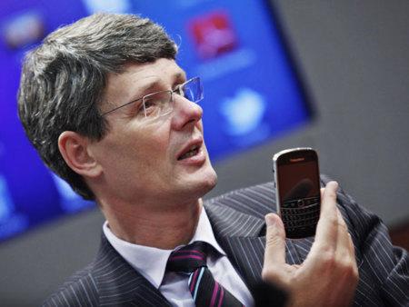 RIM: dominamos el mercado QWERTY, por eso nuestra prioridad es un teléfono táctil
