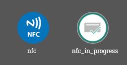Tarjeta NFC