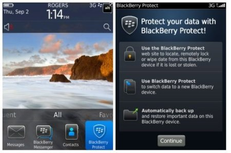 BlackBerry Protect ya está disponible en Europa