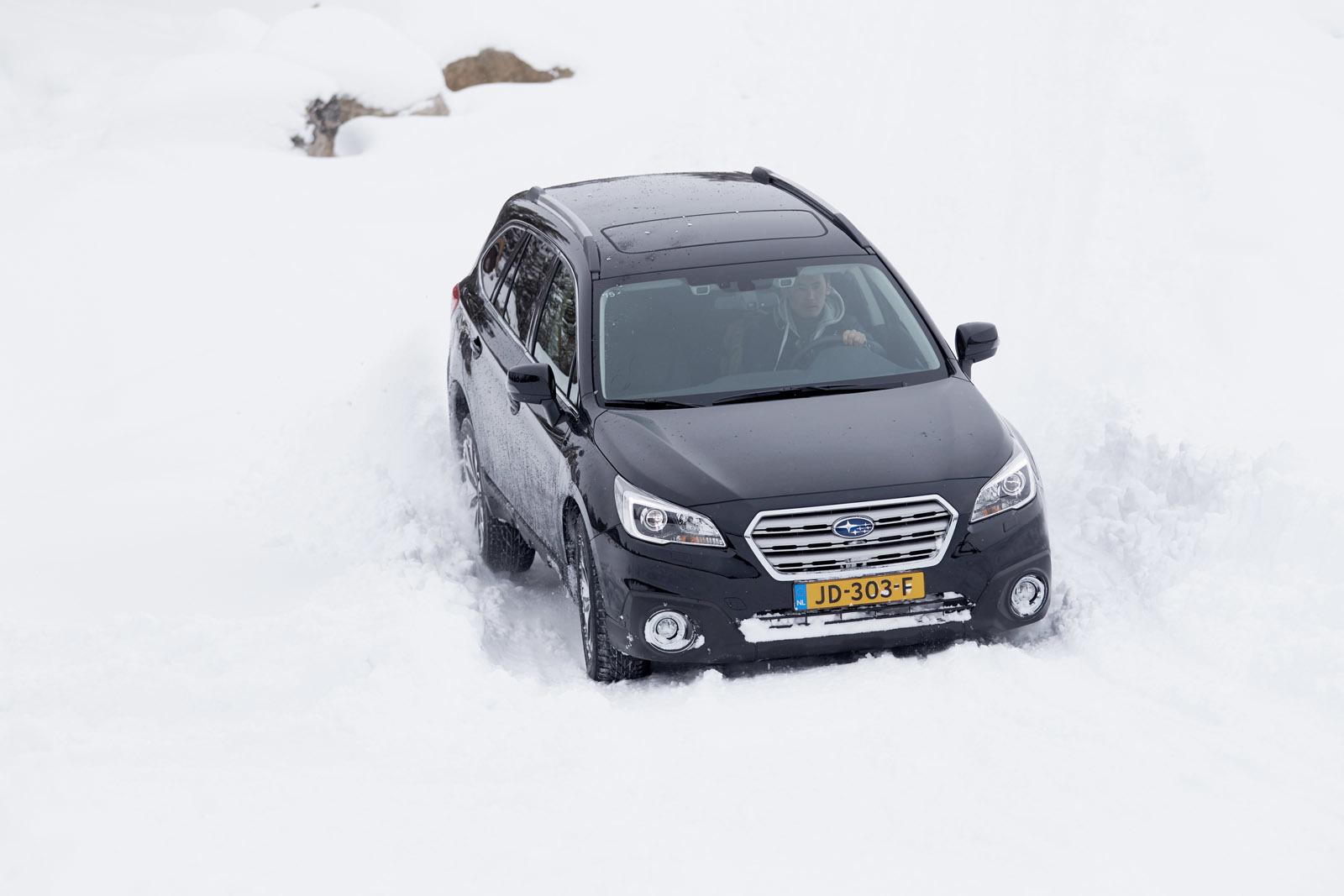 Foto de Subaru Snow Drive 2016 (63/137)