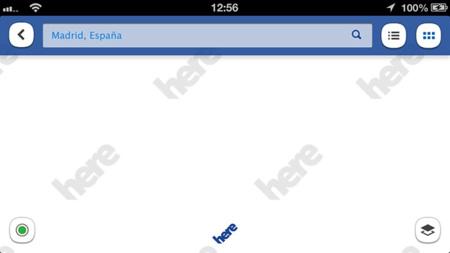 HERE Maps, los mapas de Nokia se estrellan contra la App Store