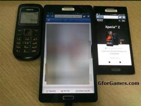 Samsung Galaxy Note 3 y los rumores que no cesan