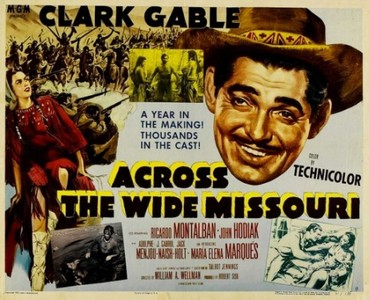 Western: 'Más allá del Missouri' de William A. Wellman