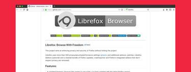 Librefox, una modificación de Firefox con mejoras en privacidad y seguridad