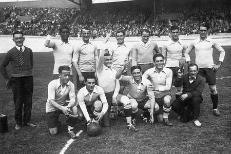 Equipo Campeon Uruguay 1928