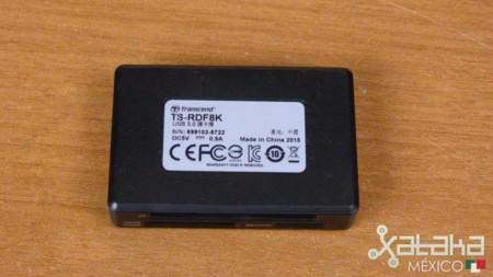 Trancendlector Microsd