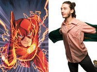 Ezra Miller, sorprendente protagonista para 'The Flash'