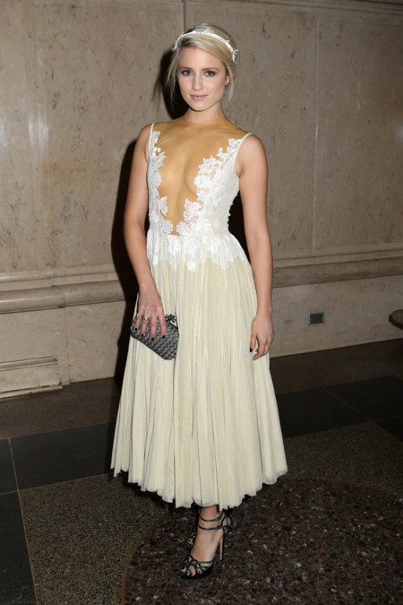 Dianna Agron The Museum Gala 2014