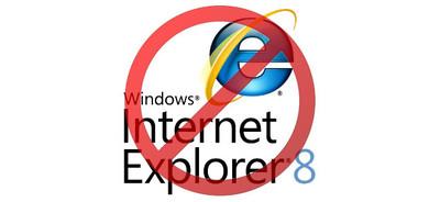 Otro clavo más en Windows XP, Office 365 dejará de soportar Internet Explorer 8