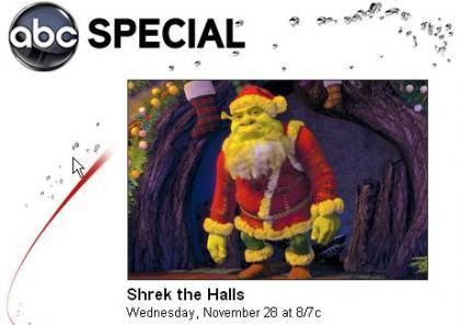 Shrek y su especial de Navidad por Antena 3