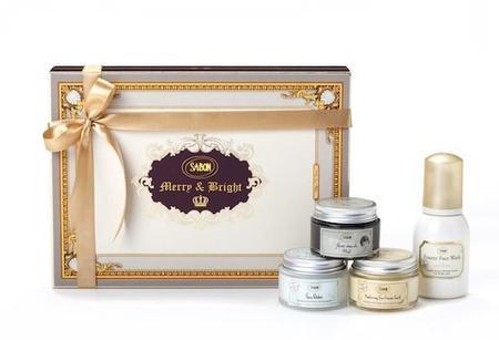 Sabon Christmas Gift 5 Face