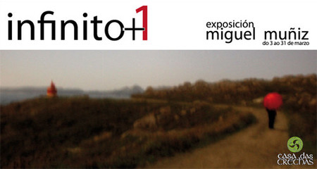 Infinito+1, nueva expo de Miguel Muñiz