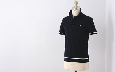 Colección exclusiva Lacoste-United Arrows