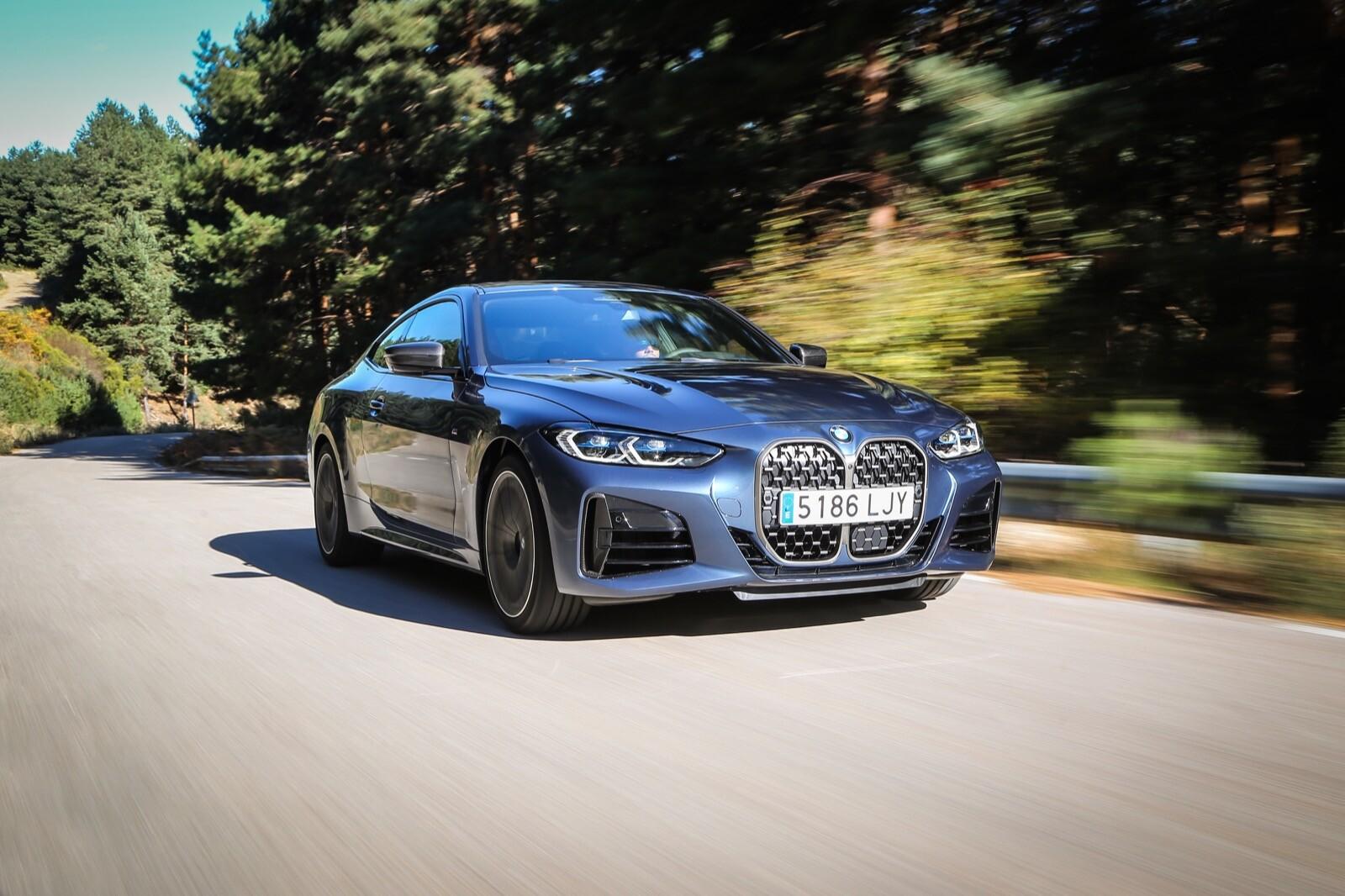 Foto de BMW Serie 4 Coupé (presentación) (53/85)