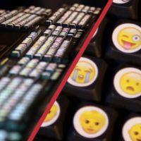 Este teclado lleva de serie todos los emojis que necesitas