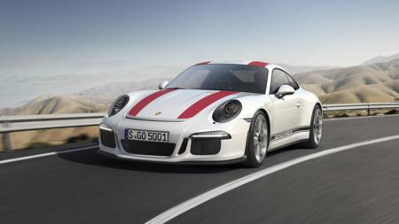 Porsche 911 R 03