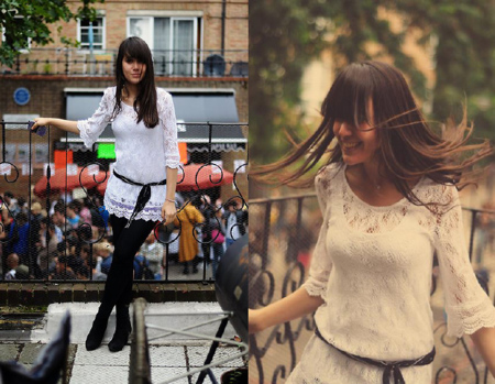 ¿Cómo se visten las bloggers para el carnaval de Notting Hill?