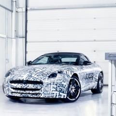 Foto 3 de 5 de la galería jaguar-f-type en Motorpasión