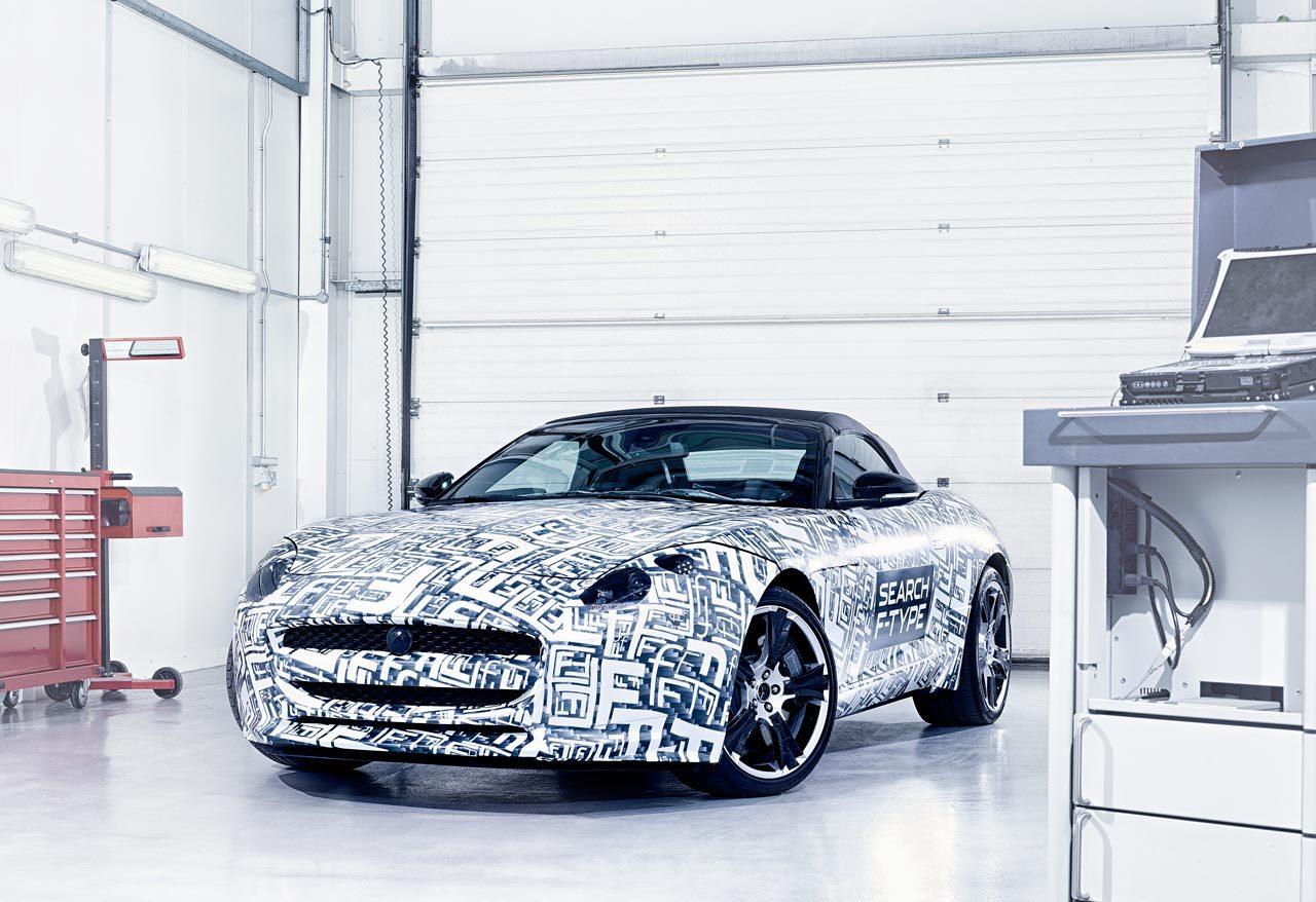 Foto de Jaguar F-Type (3/5)