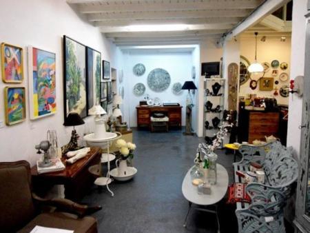 Guía de Shopping: Wabi Sabi Shop & Gallery, un espacio ecléctico en Sevilla