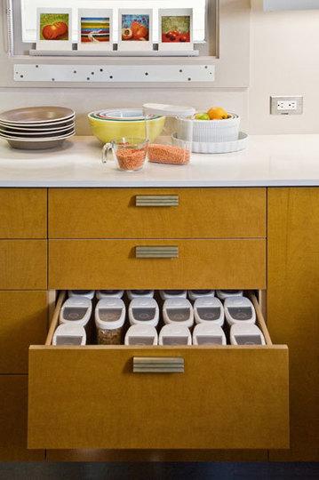 Foto de Puertas abiertas: una cocina amplia y funcional (4/10)