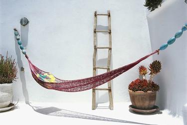 Ideas para poder tener una hamaca en la terraza o el balcón