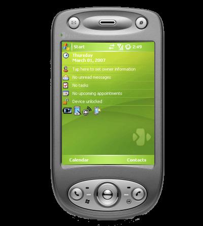 HTC P6300 presentado
