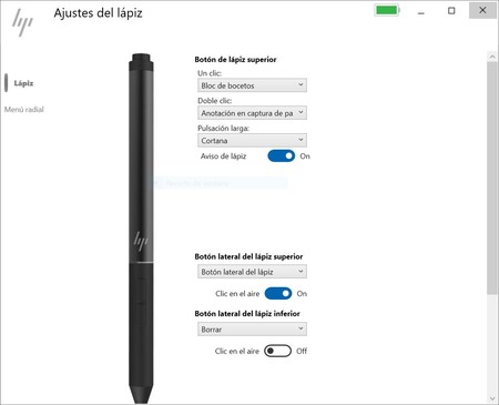 Hp Elite Dragonfly Active Pen