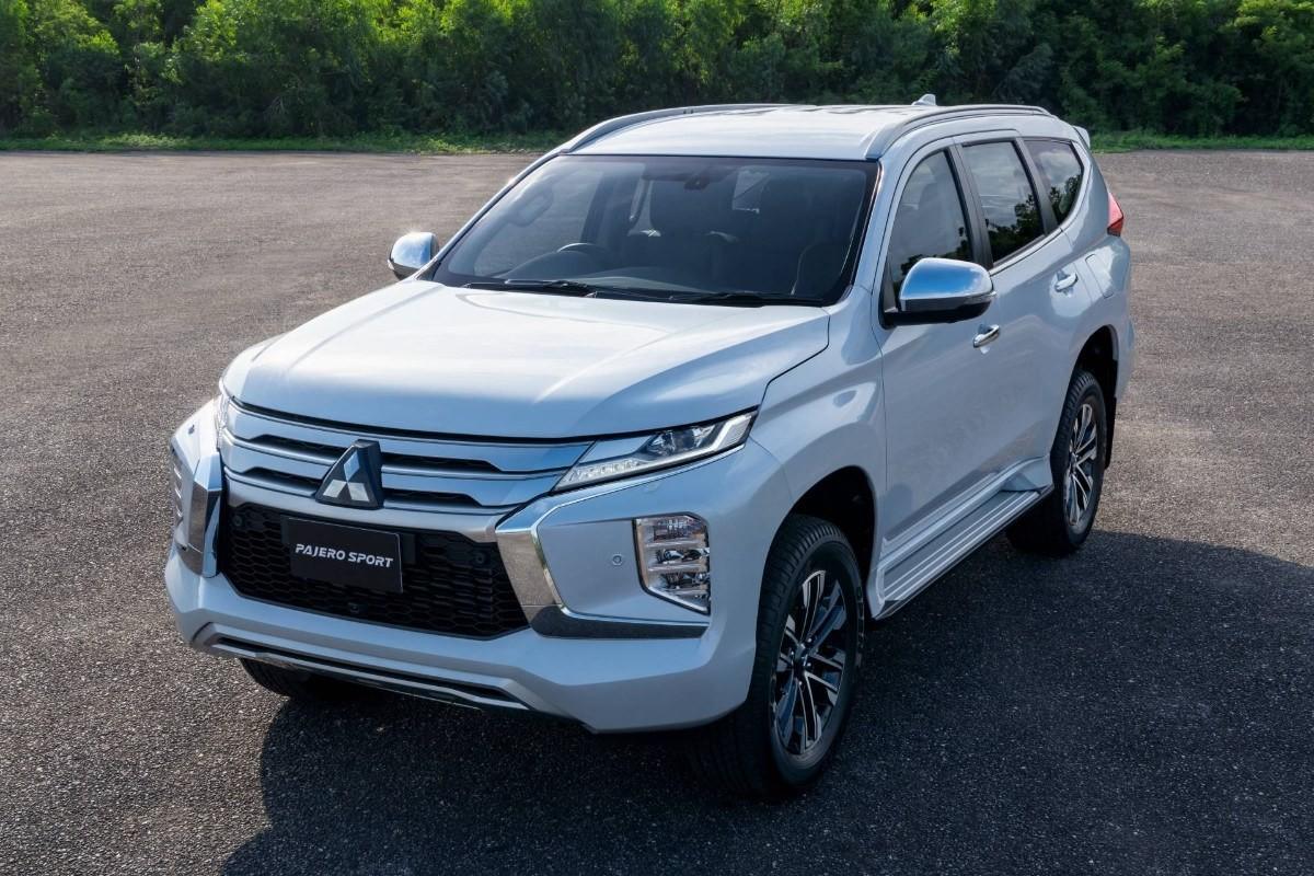 Foto de Mitsubishi Montero Sport 2020 (12/13)