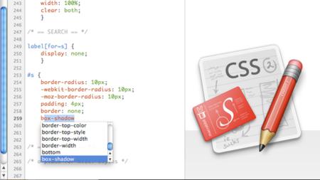 Añade autocompletado para CSS3 en CSSEdit