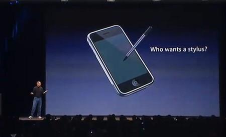 iPhone 2G presentación