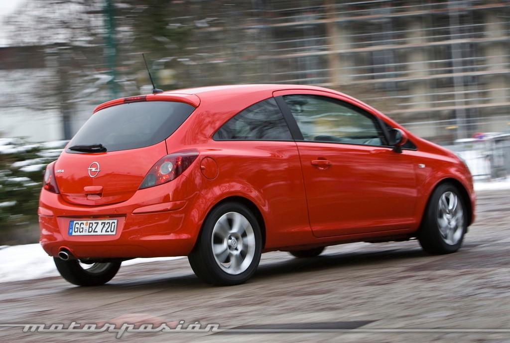 Foto de Opel Corsa 2010 (presentación) (33/37)