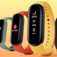 La Xiaomi Mi Band 5 deja ver algunos de sus colores a tres días de su presentación