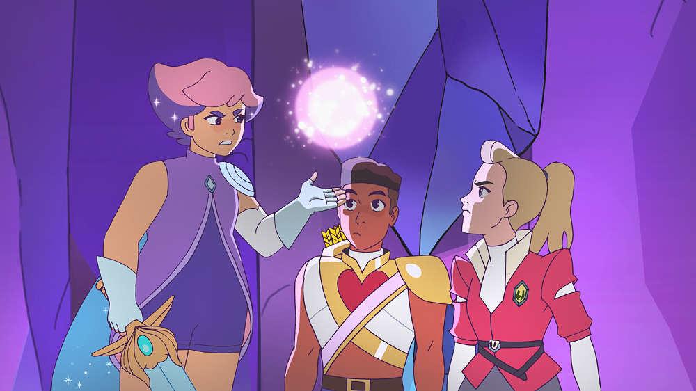 El nuevo tráiler de 'She-Ra y las princesas del poder' nos muestra a Adora uniéndose a la rebelión