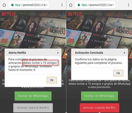 Netflix Compartir