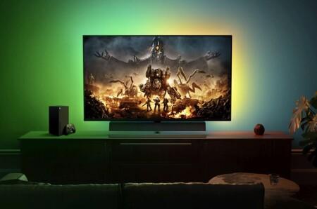 Estos son los tres nuevos monitores pensados para Xbox que llegarán este año: HDMI 2.1, 120 Hz y diagonales de hasta 55 pulgadas