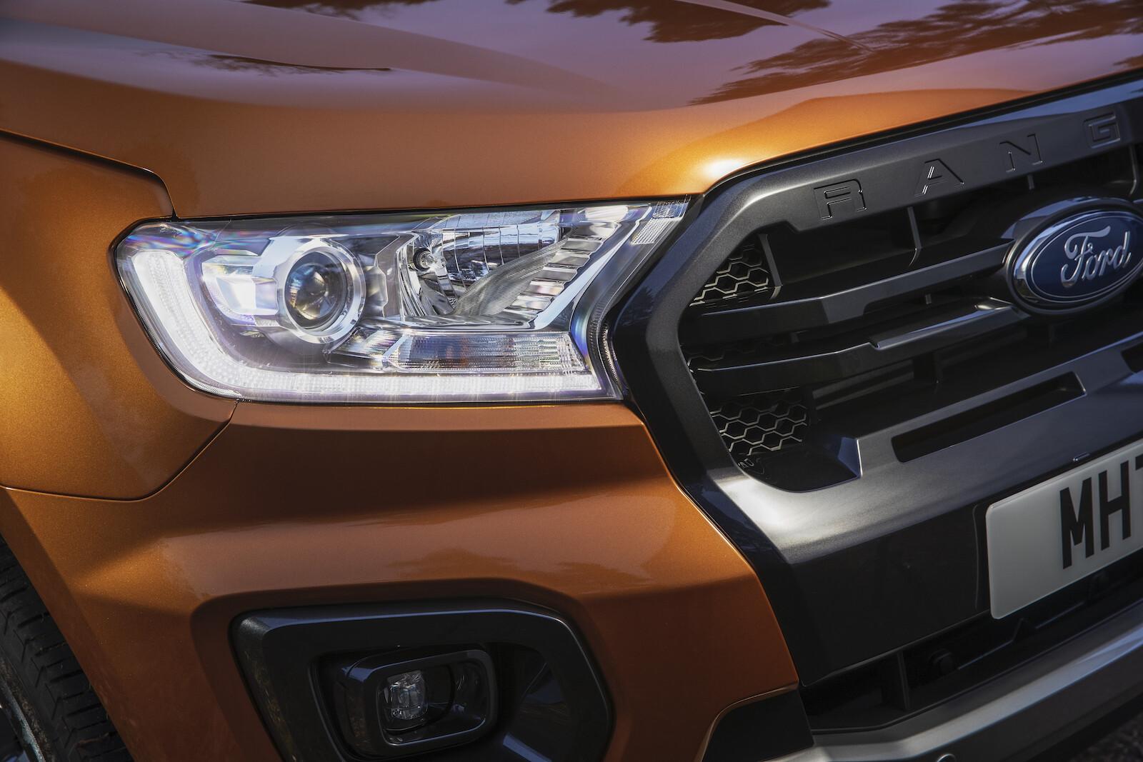 Foto de Ford Ranger Wildtrak 2021 (8/10)