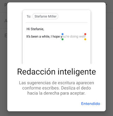 Redaccion Inteligente Android