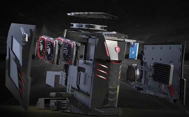 MSI renueva sus PCs de sobremesa gaming, y apuestan por las CPUs de Intel y sus SSD Optane