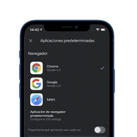 iOS 14: cómo gestionar las apps predeterminadas de Google de forma simultánea