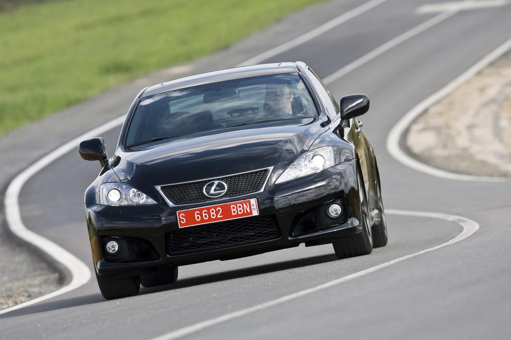 Foto de Lexus IS-F (18/111)