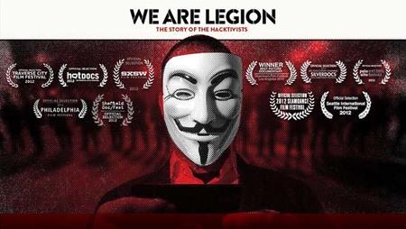 'Somos legión', la historia de Anonymous