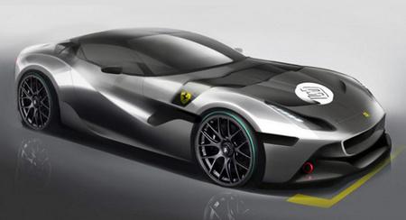 Cuando coleccionas los Ferrari con pasión, acabas inspirando un ejemplar único basado en el 599 GTO