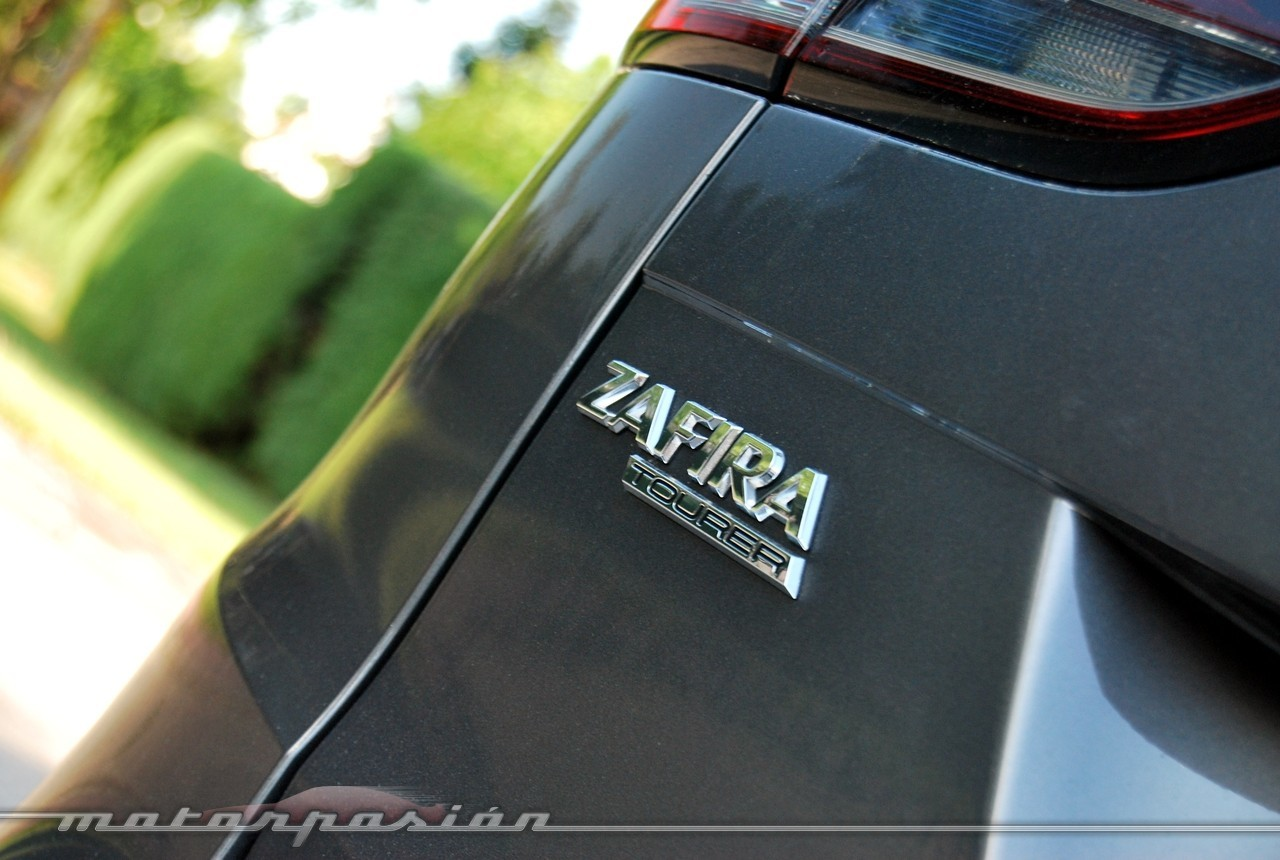 Foto de Opel Zafira Tourer (prueba) (44/70)
