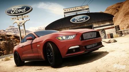 Maneja antes que nadie el nuevo Ford Mustang 2015 en Need For Speed Rivals