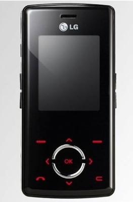 LG KG280, otro sucesor del Chocolate