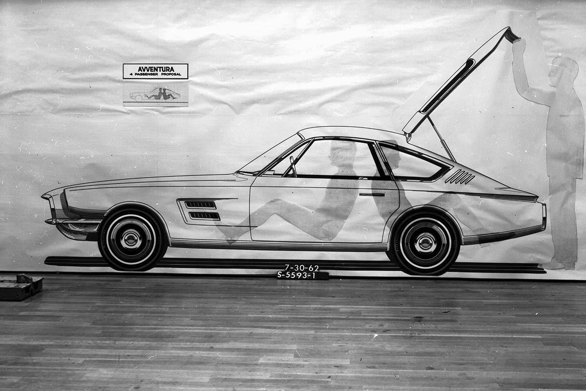 Foto de Prototipos Ford Mustang (1/19)