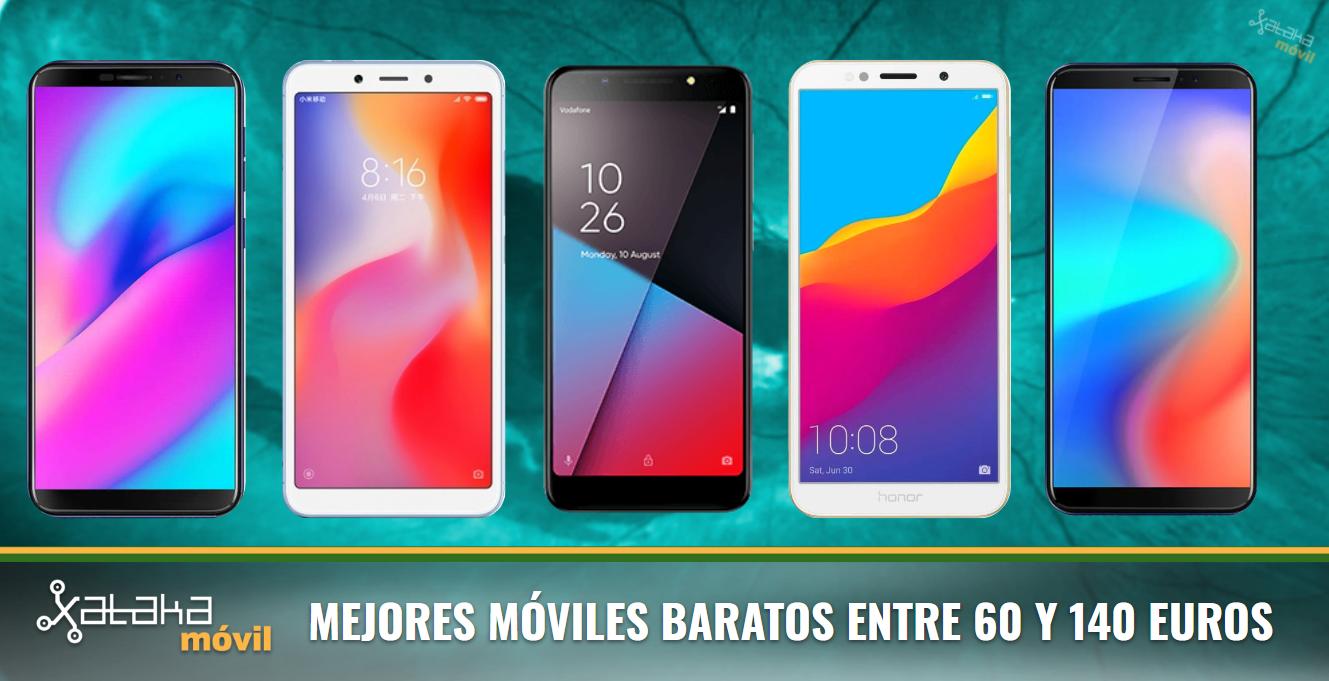 1f9bc9f3303 Los mejores móviles baratos alrededor de 100 euros