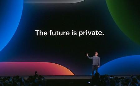 """Mark Zuckerberg (Facebook): """"El futuro es privado"""""""