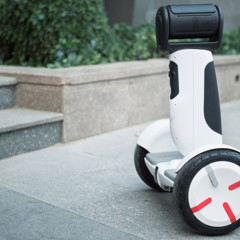 Foto 10 de 11 de la galería segway-robot en Xataka